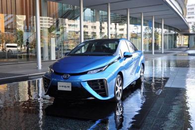 丰田宣布全数召回2800辆氢燃料车Mirai