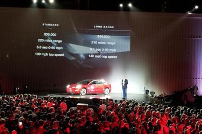 美国资深分析师认为,特斯拉Model 3北美年销量将达到1100万