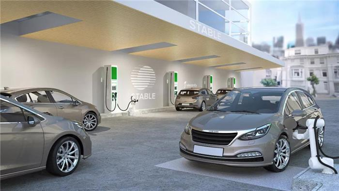 大众与Stable Auto合作,用机器人为自动驾驶汽车充电