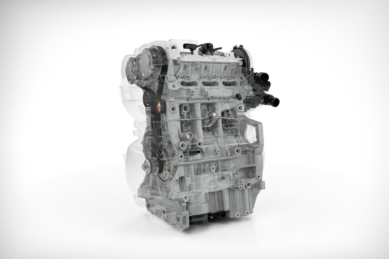 领克1.5T三缸发动机