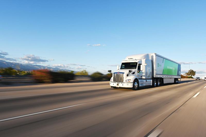 图森未来获UPS投资,加速无人驾驶卡车研发与应用