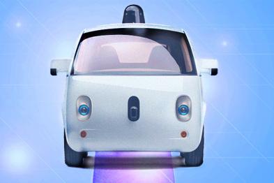 谷歌无人驾驶汽车或配备无线充电
