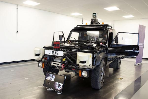Venturer项目测试车Wildcat