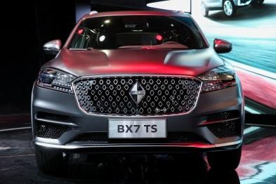 推广 宝沃BX7 TS广州车展震撼上市,中型SUV市场迎来新时代?