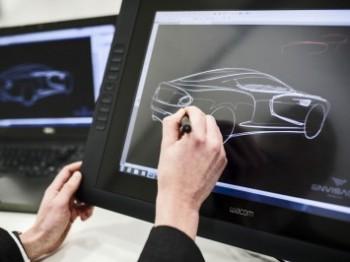 Bentley Studio?#33322;?#24515;理和科技运用到汽车设计
