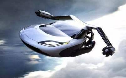 """日本NEC公开测试""""飞行汽车"""",能悬停一分钟"""