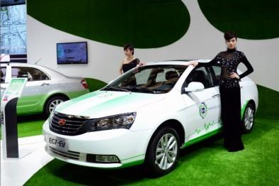 吉利与底特律电动车公司将联合开发电动车,帝豪EC7电动版2014年上市