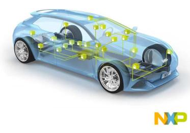 全球车用IC市场成长6.4%,NXP排名仍维持第一