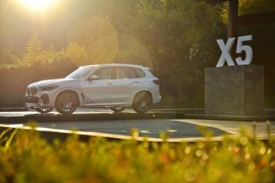 宝马全新X5腾冲上市,大型豪华SUV市场格局或重塑