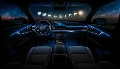 用户专家都说好的五星级智能座舱——全新一代瑞虎7神行版