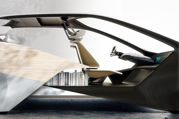 i Inside Future项目的未来车内设计