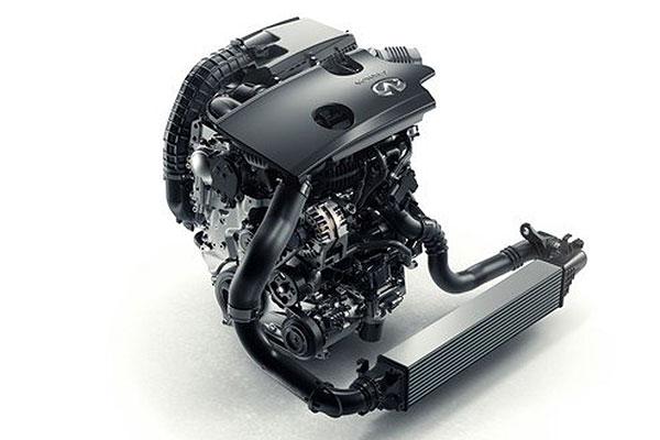 英菲尼迪VC-T可变压缩比涡轮增压发动机