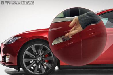 悲剧了,美国《消费者报告》测试的特斯拉Model S P85D车门失灵!