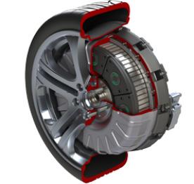 轮毂电机:藏在轱辘里面的你,能改变新能源车格局吗?