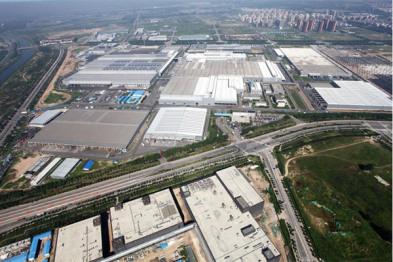 戴姆勒在华投7.4亿美元生产电池、电动车