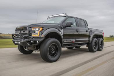 福特打造全新电动运货汽车,特斯拉Semi迎来最强劲对手