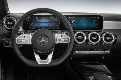 疾驰公布全新多媒体信息零碎MBUX,汽车交互体验将发作怎样的革新?