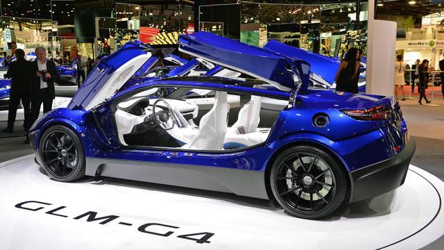 """号称""""日本特斯拉""""的GLM要将电动跑车带给大众"""
