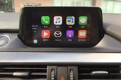 马自达计划支持CarPlay和Android Auto