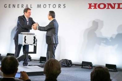 共穿一条氢燃料电池的裤子,本田和通用达成协议