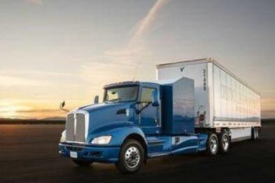 丰田打造氢燃料重型卡车,载36吨