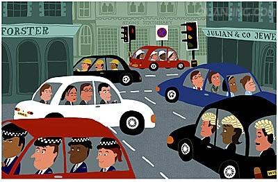 1辆共享汽车可替代10辆私家车,车企竞相进入汽车共享市场