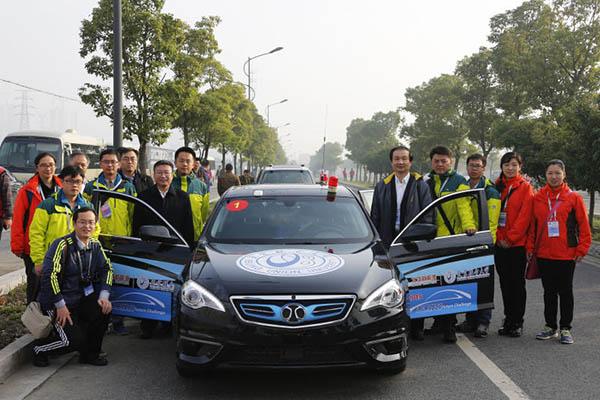 探密北京联合大学无人车「京龙号」——中国智能车未来挑战赛探营