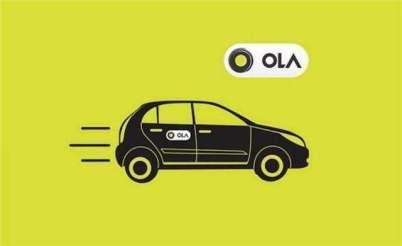 印度网约车公司Ola获得软银2.5亿美元新投资