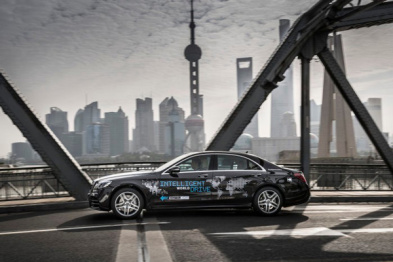 更多自动驾驶汽车进入城市测试,奔驰刚完成的项目有什么发现?