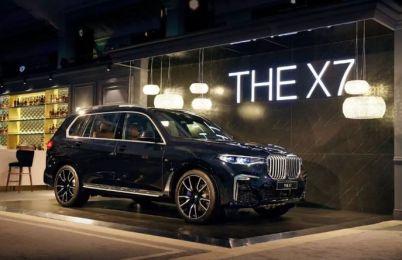聪明的买车人丨车展快评 奔驰全新GLS:终于不必死守着宝马X7了!