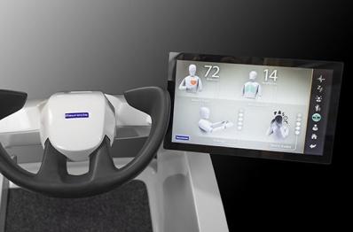 """佛吉亚这款""""主动健康座椅"""",可能是未来无人驾驶汽车的不二标配"""