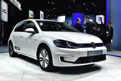 2017年大众、宝马、奔驰等八大外资品牌新能源车型规划,插电式混动车成主流