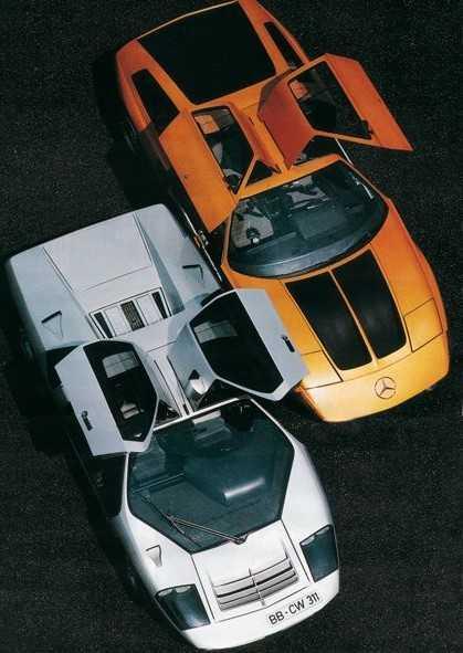 这是德国Isdera跑车品牌曾经的产品