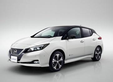 日产三款新能源车将亮相北京车展