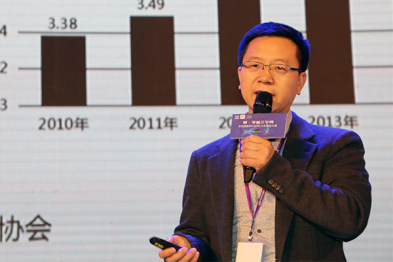"""#LINC2015#配购网创始人朱刚:汽配行业的""""京东+微信""""怎么玩"""