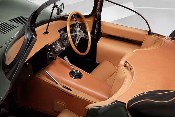 """捷豹如何让一辆1957年的传奇性超跑车""""重生""""?"""