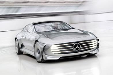 听说奔驰发布的「IAA概念车」能够变形,那么它是怎么做到的?
