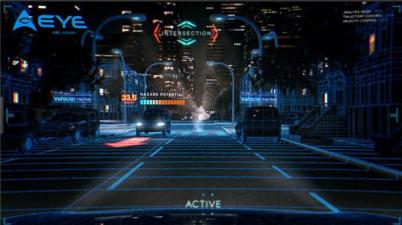 AEye演示最新款商用全景固态雷达系统,可实现智能数据采集等功能