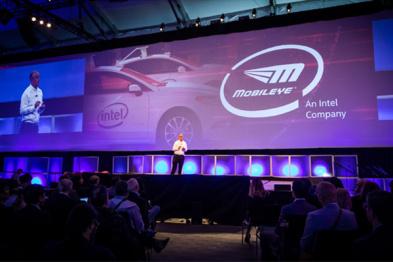 英特尔将推自动驾驶多芯片平台,与英伟达等的正面竞争一触即发