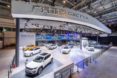 77年坚持打造真正SUV,北京车展深度解读Jeep4X4智能科技体系