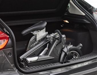 福特后备箱的MoDe:无缝对接最后一公里