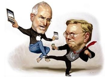 谷歌苹果车载科技霸主之争,唯地图最关键