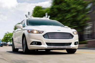 福特将收购软件供应商以助推自动驾驶