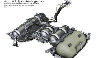 """发力新能源的""""第二条腿"""",奥迪A4、A5搭载g-tron技术"""