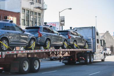 执照被吊销,Uber自动驾驶测试迁往亚利桑那州进行