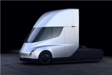 特斯拉电动卡车Semi再获50辆订单,预计明年量产
