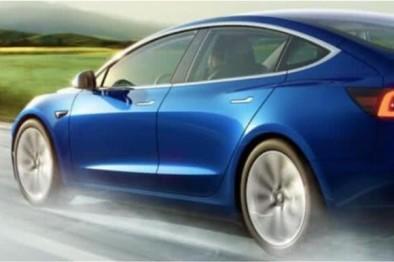 特斯拉靠Model 3碾压美电动车市场:销量超对手总和