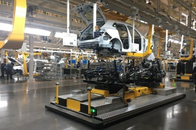 实现8车型混线生产,宝沃智能工厂是怎么打造这套体系的?