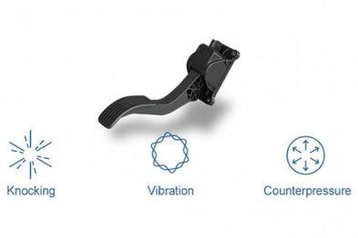 博世研发智能油门踏板,提供超速震动提醒
