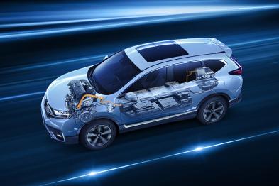 起售价27.38万的锐·混动e+,本田CR-V的销量助推剂?